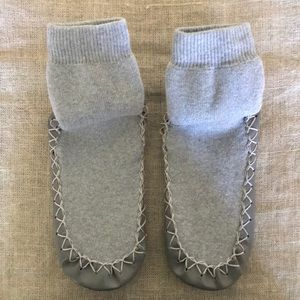 Swedish slipper moccasins